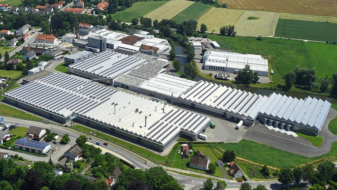 BWF Profiles Offingen Headquarters Germany