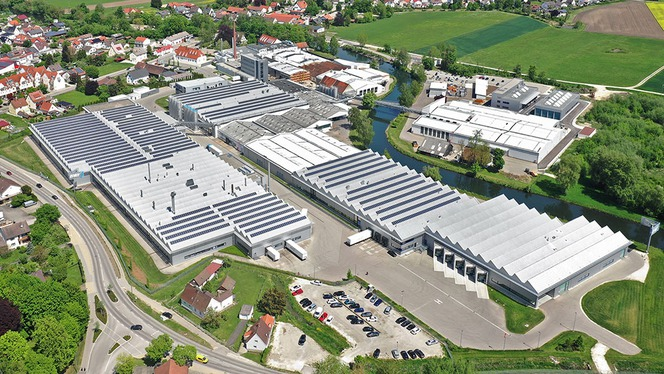BWF Envirotec Headquarters Germany Offingen Bavaria