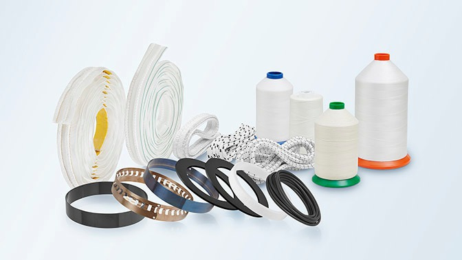 Filter bags parts and accessories