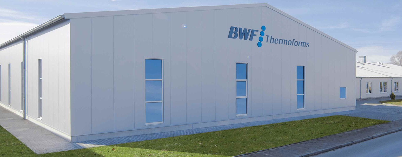 BWF Thermoforms Headquarter Geretsried