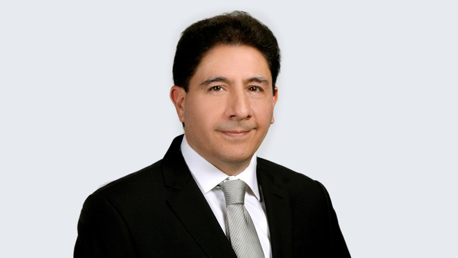 Valentin Meneses Sales Representative South and Central America