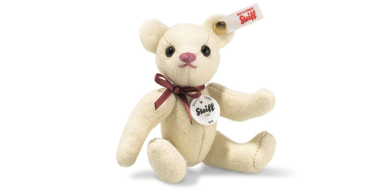 plush toy bear Steiff