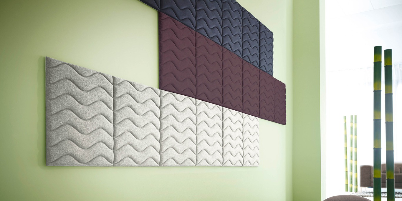 BWF Feltec colorPAD acoustic panel