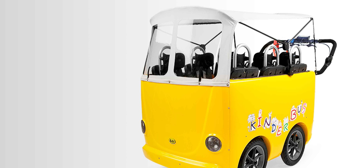 BWF Thermoforms thermoformed parts children bus