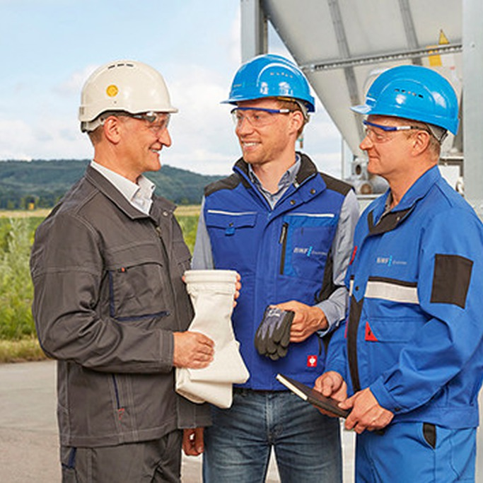 BWF Envirotec filters for the energy-generating industry