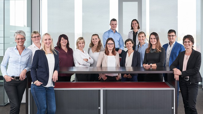 BWF Profiles Inhouse sales team