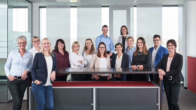 BWF Profiles sales team