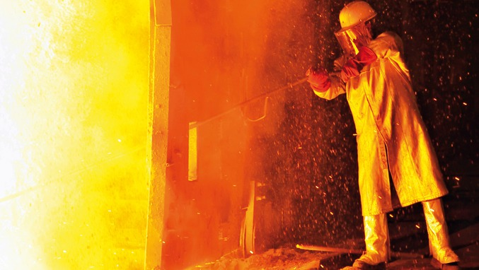 Protective clothing, heat and safety applications, high-temperature applications