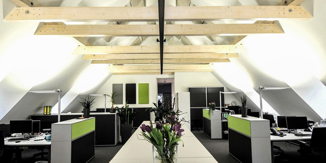silentec acoustic solutions open-plan office